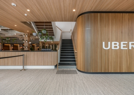 Uber Greenlight Hub Offices – Brisbane